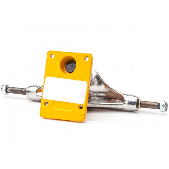 Independent Stage 11 Strike Cross Skateboard Trucks - Polished Yellow