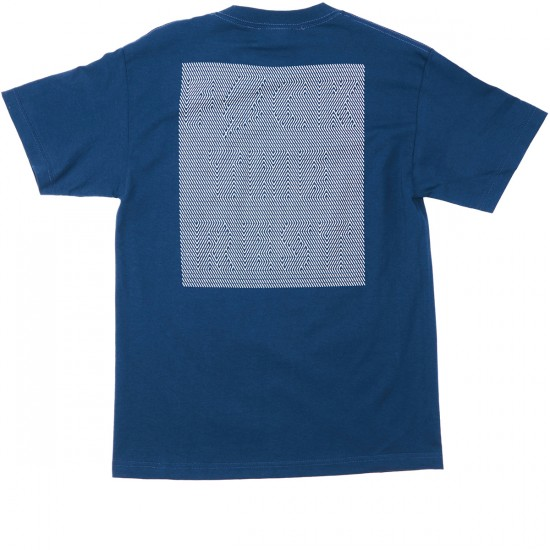 Independent Static Pocket T-Shirt - Harbor Blue