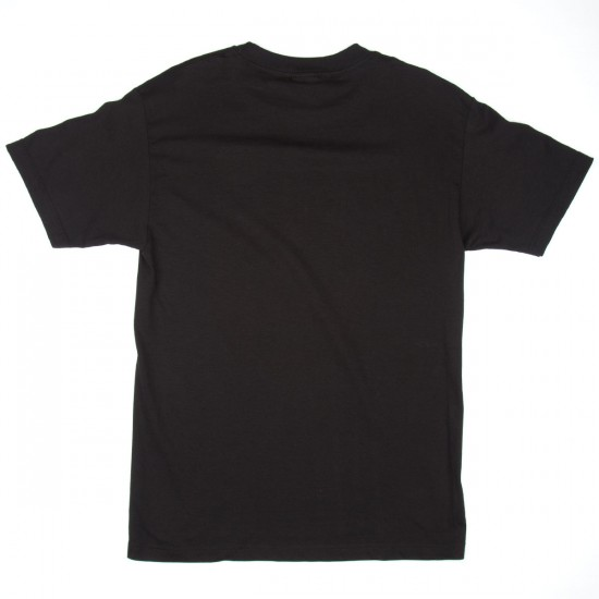 Independent Sticker Bar T-Shirt - Black
