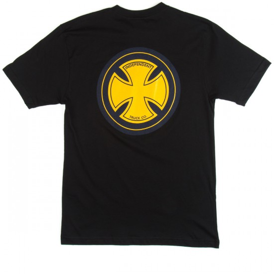 Independent Strike Cross T-Shirt - Black
