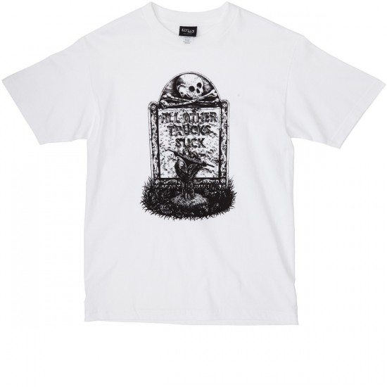 Independent Undead T-Shirt - White