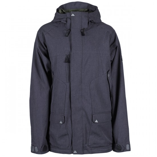 iNi Cooperative Caravan Jacket - Black