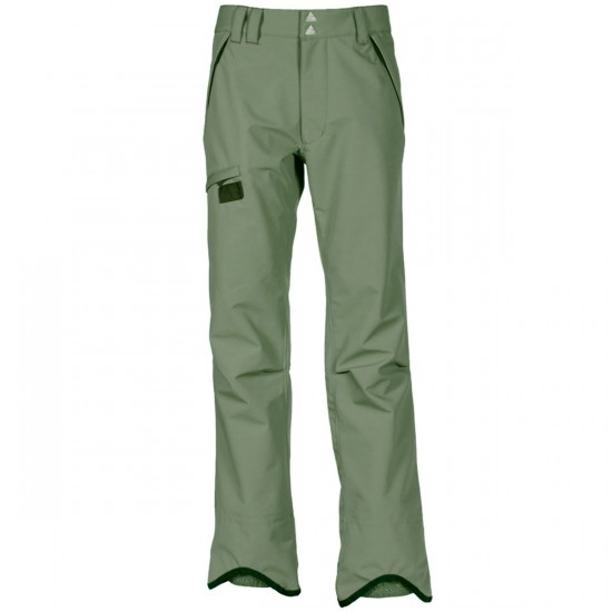 iNi Cooperative Chino Light Pants - Khaki - LG