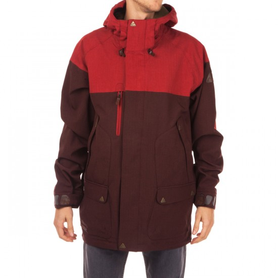 iNi Cooperative Caravan Jacket - Brown