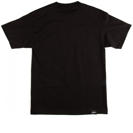 JSLV Drafted T-Shirt - Black