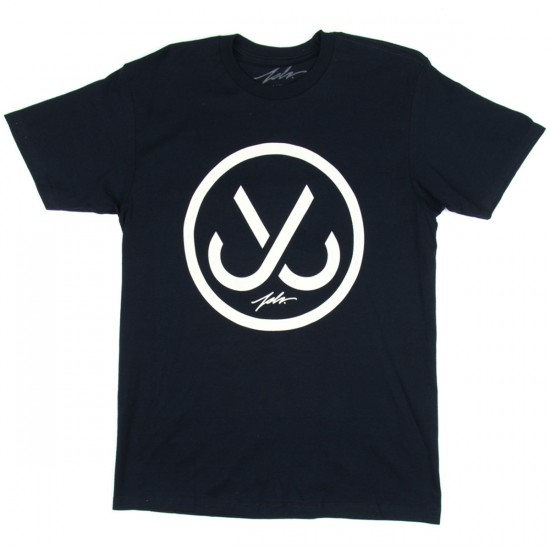 JSLV Hooks Select T-Shirt - Navy/White