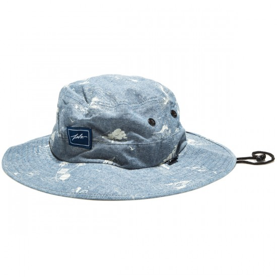 JSLV Leisure Bucket Hat - Blue