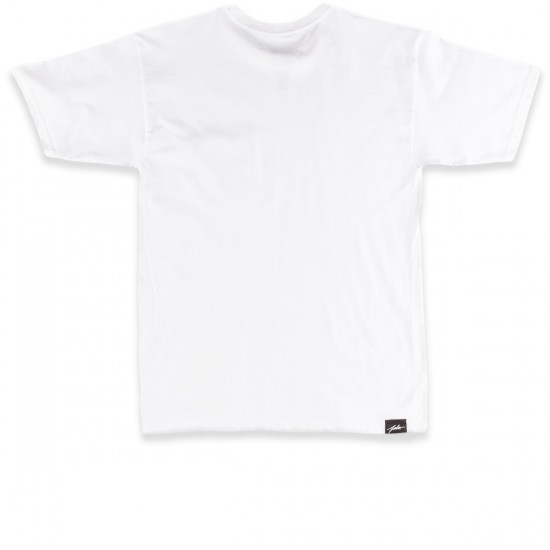 JSLV Leisure Pocket T-Shirt - White