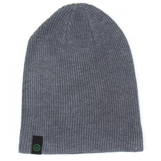 JSLV Reliv Recycle Beanie - Grey Heather
