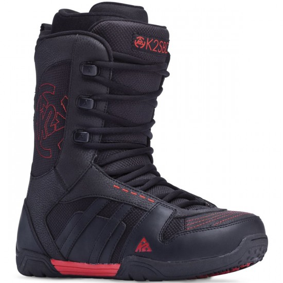 K2 Hashtag Snowboard Boots 2014 - Black