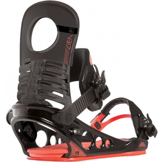 K2 Lien FS Snowboard Bindings 2015 - Black