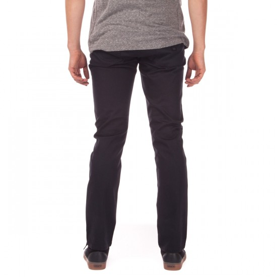 KR3W K Slim 5 Pocket Pants - Dark Navy - 29 - 32