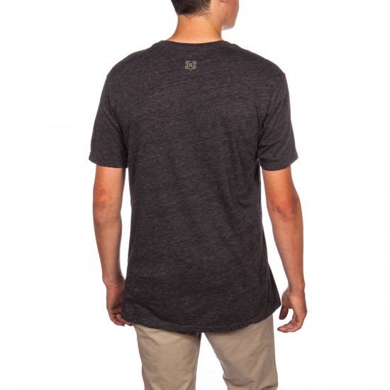 KR3W Locker T-Shirt - Charcoal Heather
