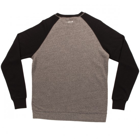 KR3W Los Originales Sweatshirt - Grey Heather