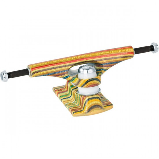Krux Hollow Forged Yes Comply Skateboard Trucks - Downlow