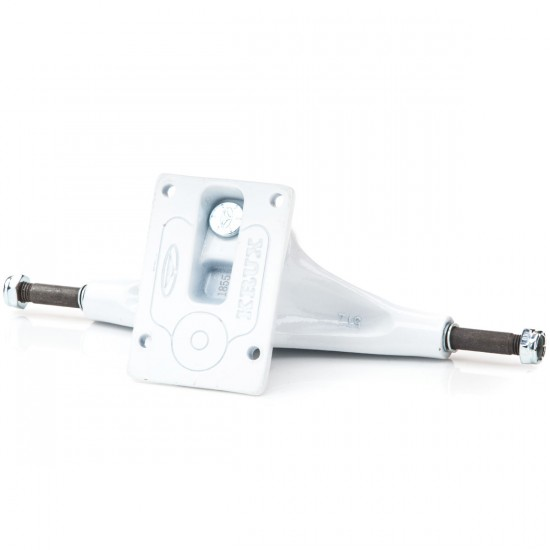 Krux K4 Skateboard Trucks - White