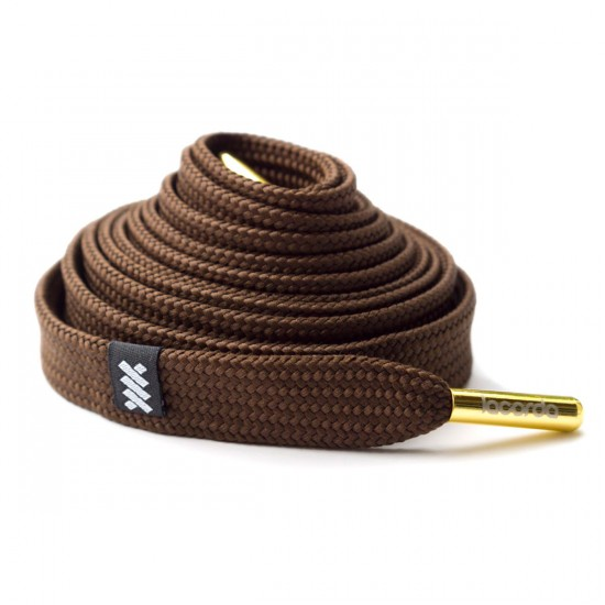 Lacorda OG Shoelace Belt - Brown