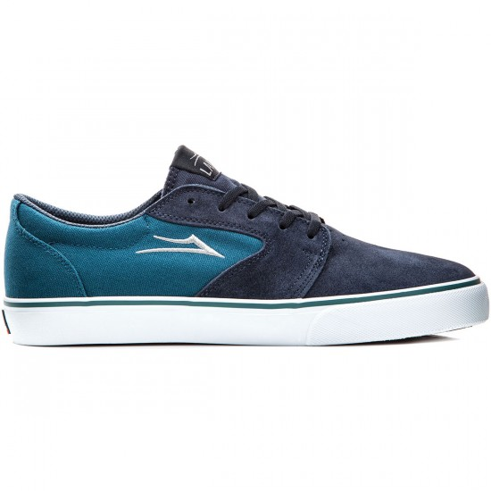 Lakai Fura Shoes - Navy Suede - 8.0