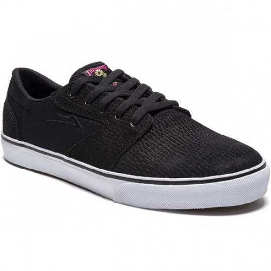Lakai Fura X Thrasher Shoes - Black/Thrasher - 8.0