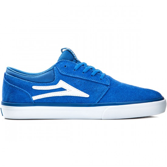 Lakai Griffin Shoes - Royal/Suede - 8.0