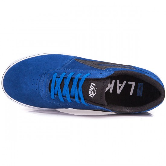 Lakai Manchester Shoes - Royal/Suede - 6.0