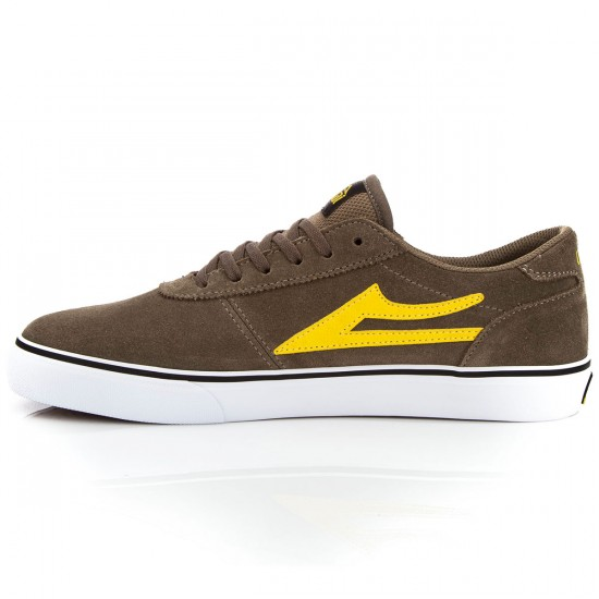 Lakai Manchester Shoes - Sand Suede - 5.0