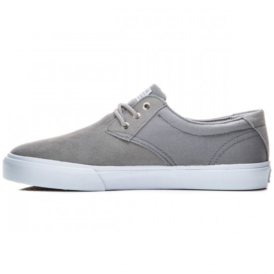 Lakai MJ Shoes - High Rise/Suede - 8.0