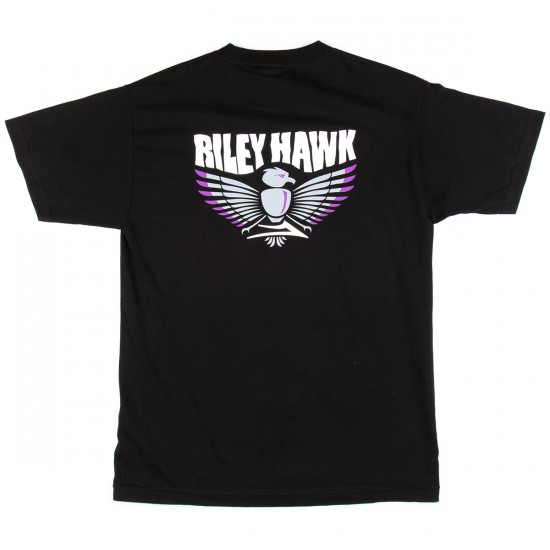 Lakai Riley Standard T-Shirt - Black