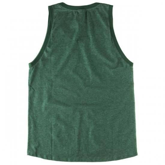 Landyachtz 97' Tank Top - Heather Green
