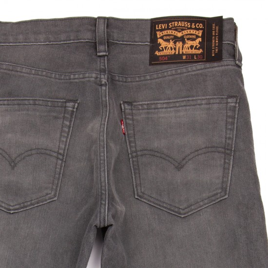 Levi's Skate 504 Straight 5 Pocket SE Jeans - Slappy - 31 - 32