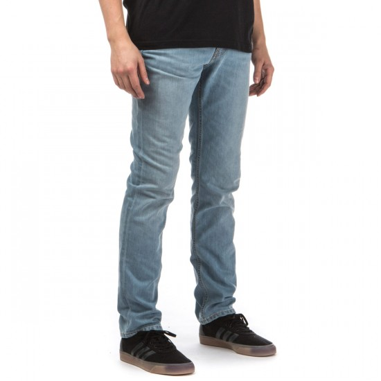 Levi's 511 Slim Jeans - Waller Blue - 34 - 34
