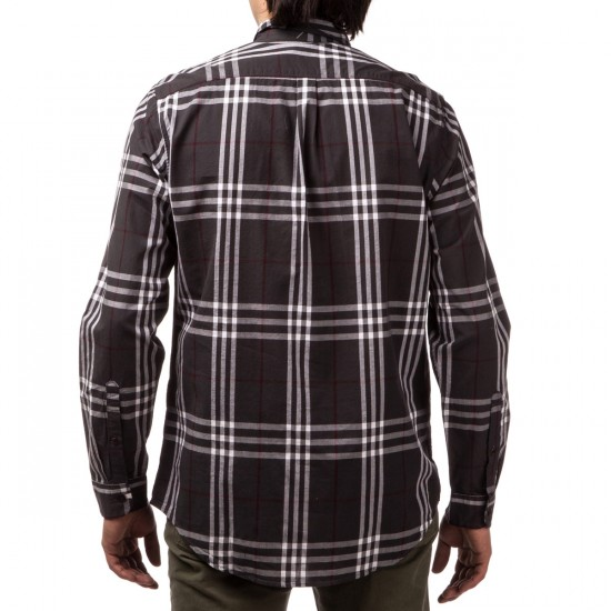 Levi's Reform Shirt - Graphite/Winetasting