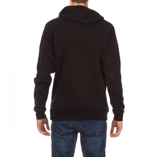 Lib Tech Foundation Pullover Hoodie - Black
