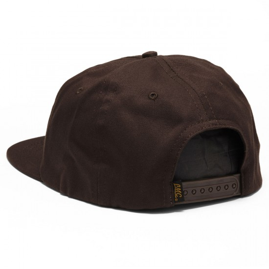 Loser Machine Buck Hat - Brown
