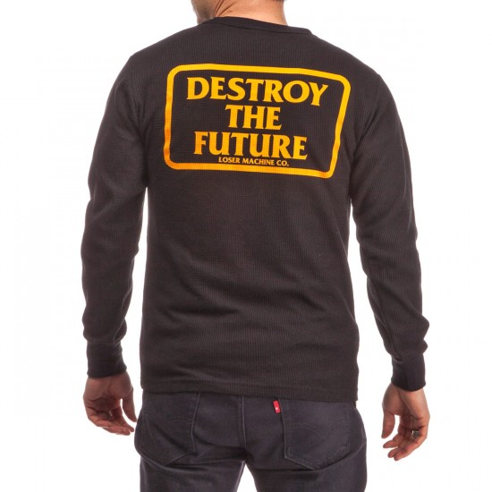 Loser Machine Destroy Forever Shirt - Black
