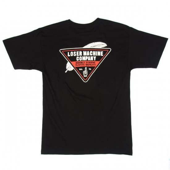 Loser Machine Featherweight T-Shirt - Black