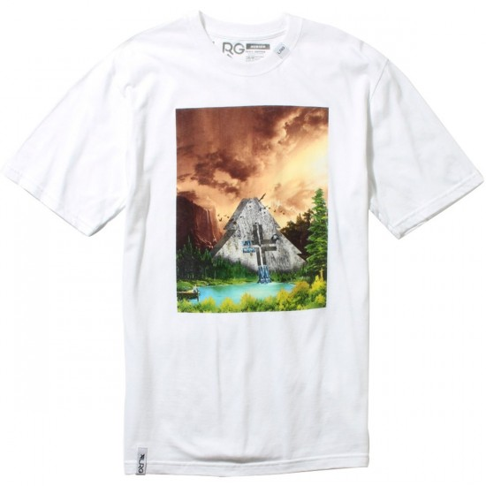 LRG Civilization T-Shirt - White