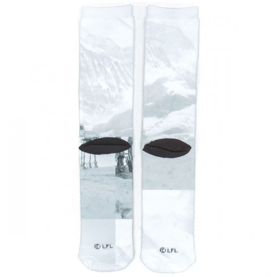 LRG Episode 4 and 5 Socks - Snow