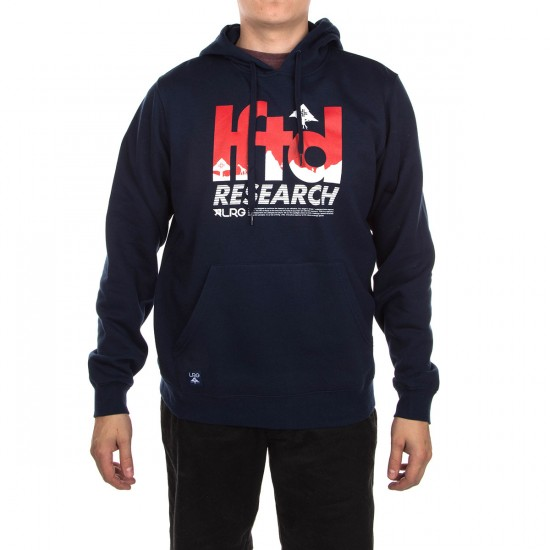 LRG Expedition Pullover Hoodie - Navy