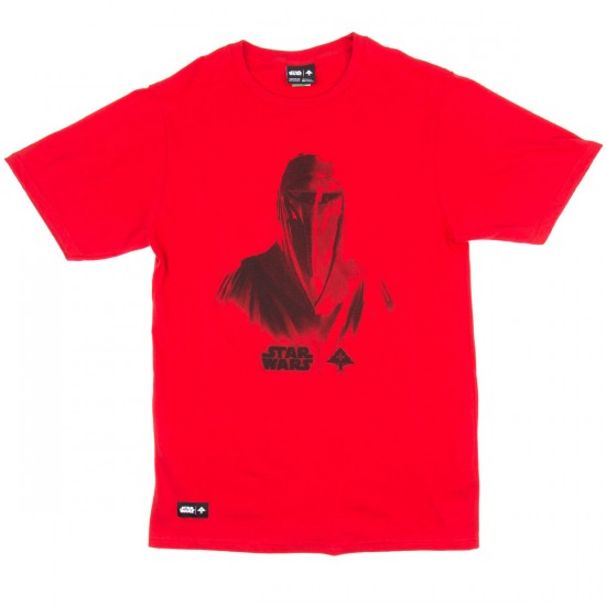 LRG Face Of War T-Shirt - Red
