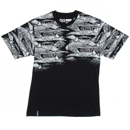 LRG Feather Pocket T-Shirt - Slate/Grey