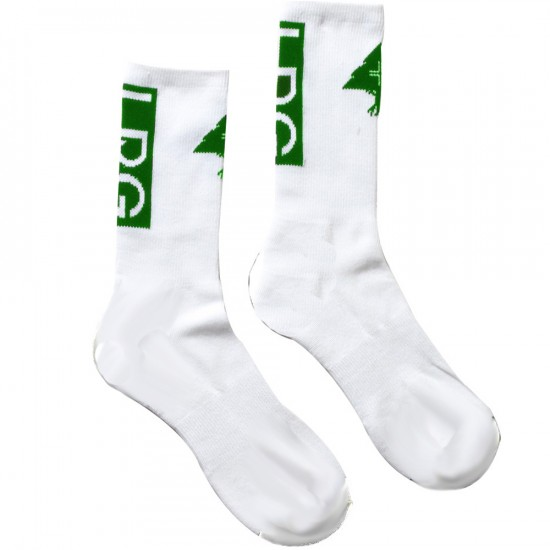 LRG Home Team Socks - White