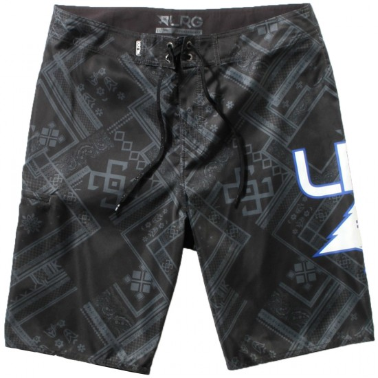 LRG Icon Boardshorts - Dark Charcoal
