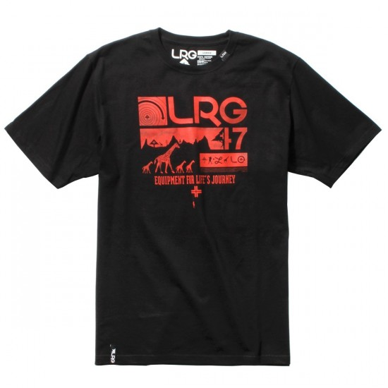 LRG Journeyman T-Shirt - Black