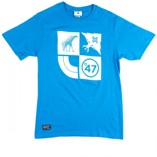 LRG Lifted Cluster T-Shirt - Blue