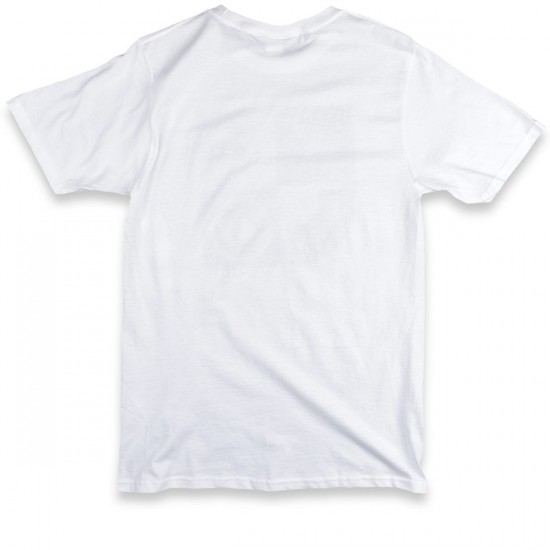 LRG Lifted Cluster T-Shirt - White