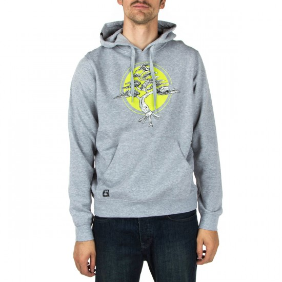 LRG Lifted Degenerates Hoodie - Ash Heather