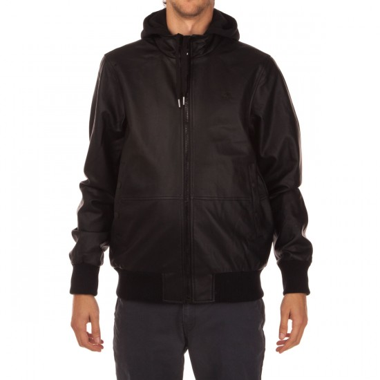 LRG Lifted Tanker Jacket - Black