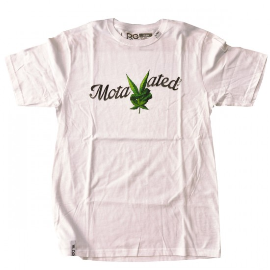 LRG Motavated T-Shirt - White