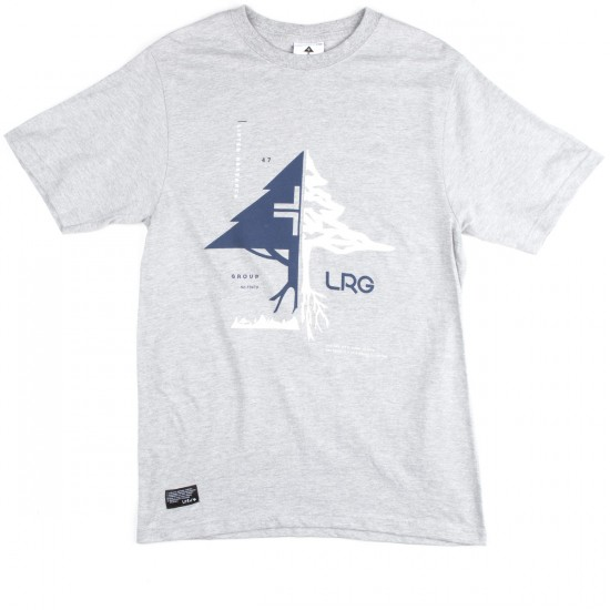 LRG Natural Tactics T-Shirt - Ash Heather